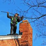 Chimney sweep in Potomac MD