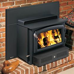 Regency H2100 Hearth Heater Wood Insert Highs Chimney