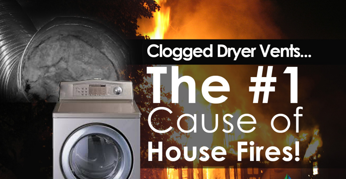 Do Dryers Really Cause House Fires Highs Chimney