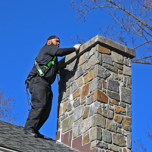 Chimney leak inspections in Bethesda MD