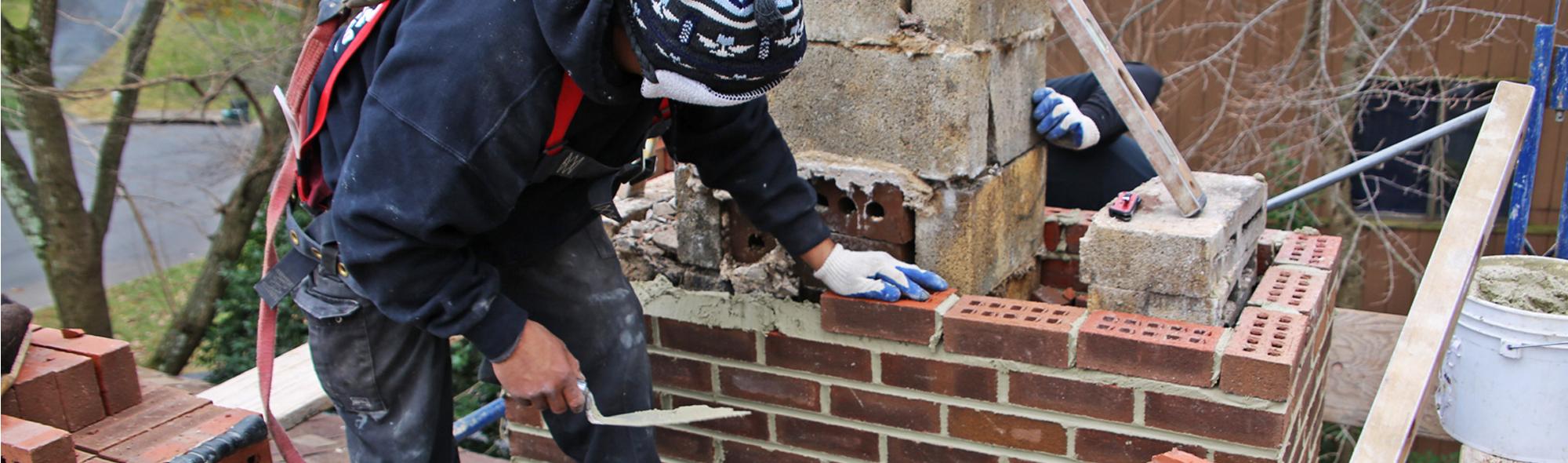 masonry repair in gaithersburg md