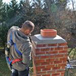 Chimney masonry in Silver Springs MD