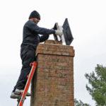 chimney cap install
