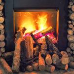 Beautiful Wood Burning Fireplace In Fulton, MD