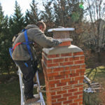 chimney cover to prevent water in chimney