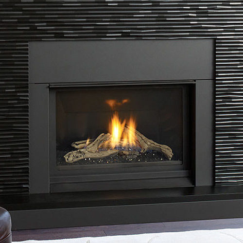 Gas fireplace installation in Mclean VA