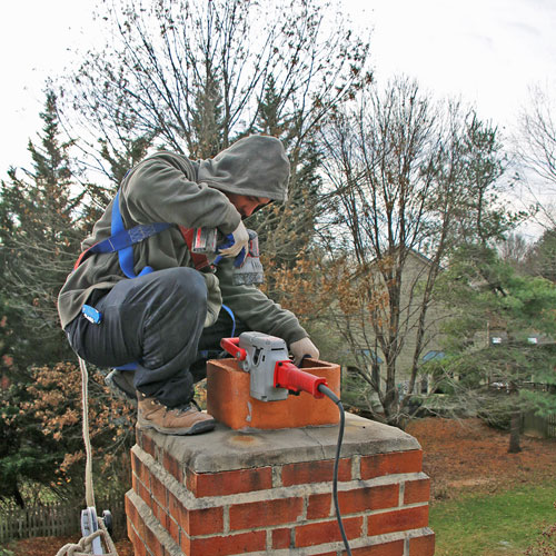 chimney inspection in Rockville MD