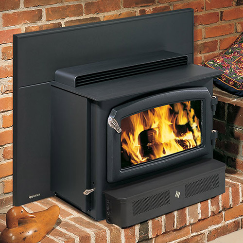 Why A Wood Burning Fireplace Insert Bethesda Md Fireplace Service