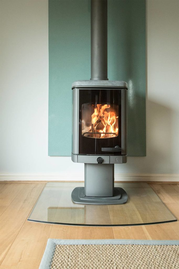 Heat Shields For Wood Stoves Free Standing Stove Repairs