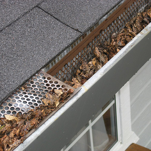 Gutter cleaning in Colesville MD
