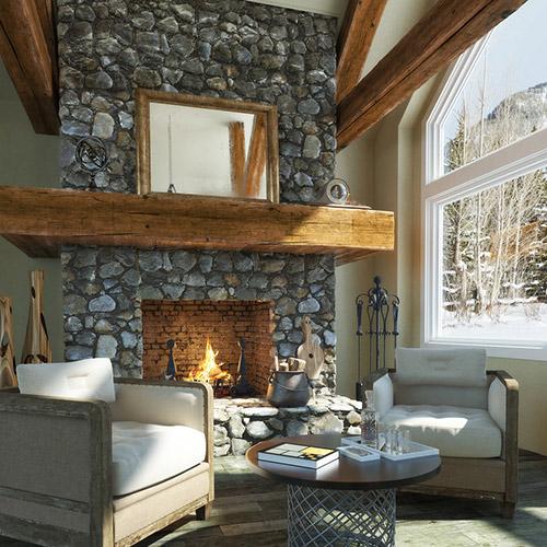 Fireplace repair service in Rockville MD