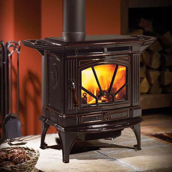 Wood burning stove in Olney MD