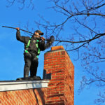 Chimney sweep in Potomac MD
