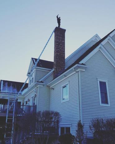 chimney service in Great Falls VA