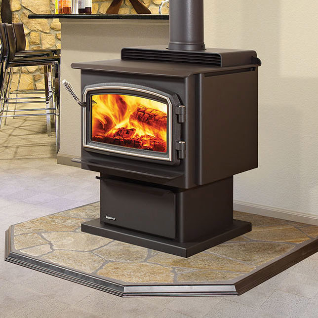 Wood Burning Stove Vs Pellet Stove Gaithersburg Md Fireplace Service