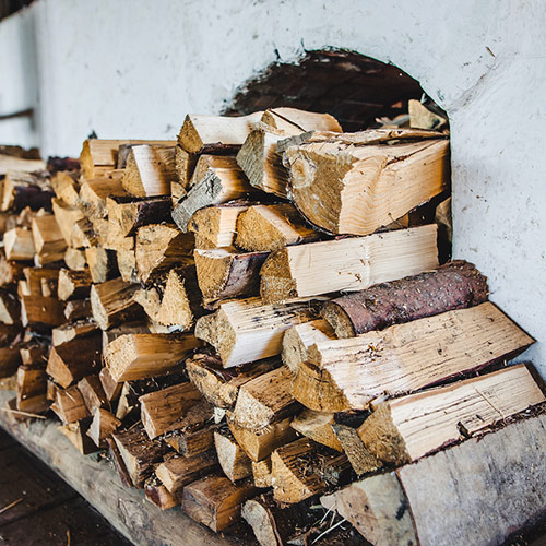 firewood for wood burning fireplace in Darnestown MD