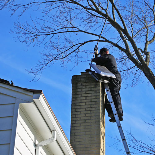 creosote removal & chimney sweep in Chevy Chase MD