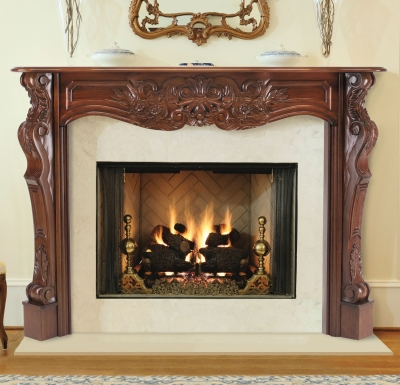 Magnificent Fireplace Mantel Installation Maryland Virginia Home Interior And Landscaping Transignezvosmurscom