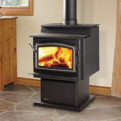 Regency Classic™ S2400 Step Top Medium Wood Stove