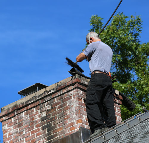 chimney sweep service in potomac md