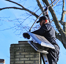 North Bethesda MD certified chimney sweep