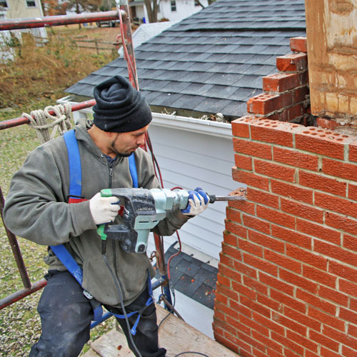 Chimney Masonry in Germantown MD