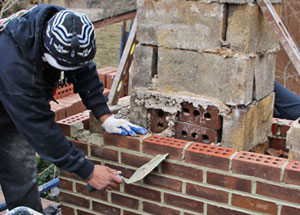 Chimney Masonry work in Cleverly MD