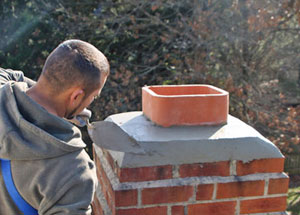 Chimney Crown Repair in Chantilly VA