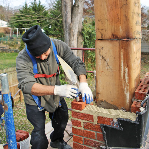 Chimney Masonry in mclean va