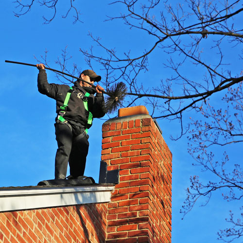 schedule a chimney service appointment today