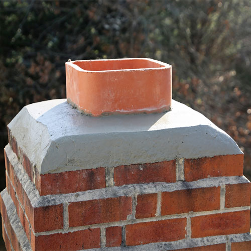 Chimney Crown Repair In The Dc Area Chimney Amp Fireplace