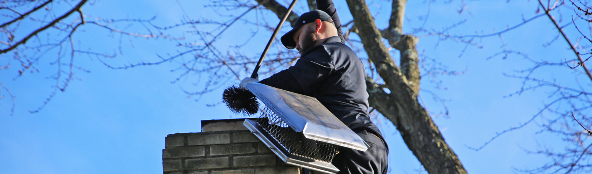 professional chimney sweep and chimney cleaning in fulton md
