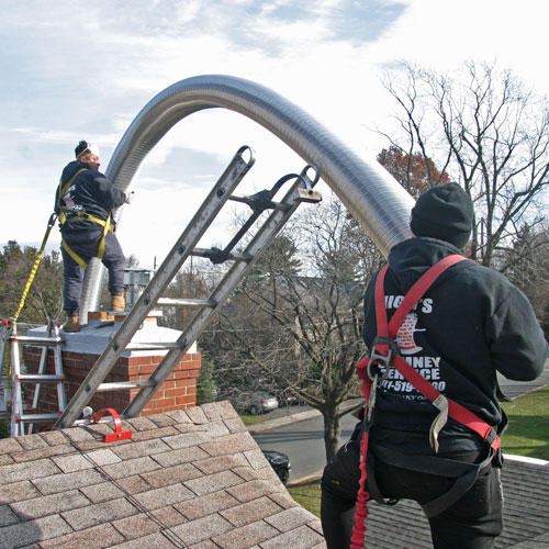 Chimney Liner repair in Silver Springs MD