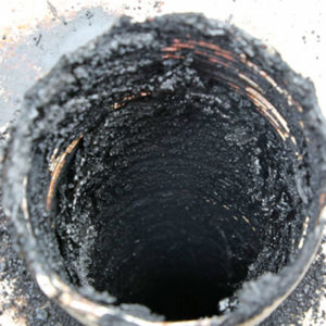 Creosote in Chimney
