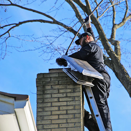 Chimney Inspection in Fulton, MD