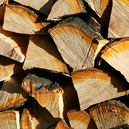 Chopped Seasoned Firewood