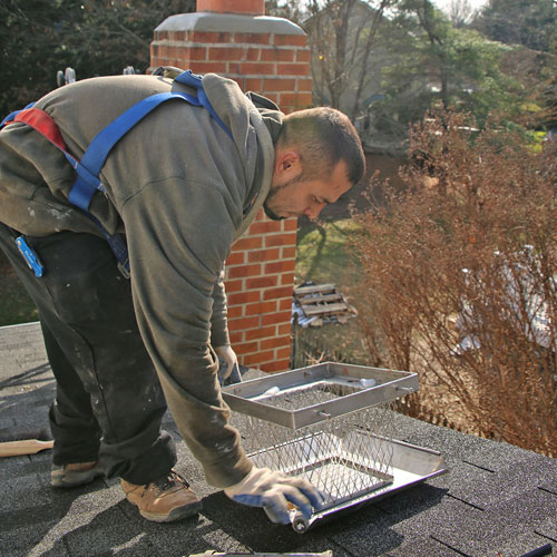 chimney cap installation gaithersburg md