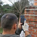 Chimney inspection in Olney MD