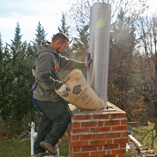 Chimney Liner Repair & installation in Travilah MD