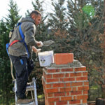 Chimney Crown Repair, Poolesville, MD