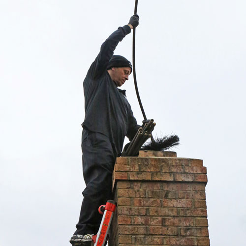 Professional Chimney Cleaning in Cloverly, MD