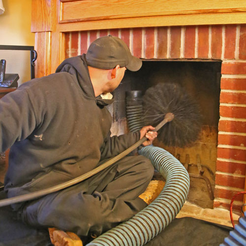 Chimney Sweep Services in Rockville, MD