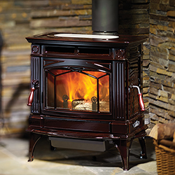 Hampton H300 Large Wood Stove
